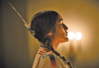 Film about Chickasaw Nation's Te Ata debuts
