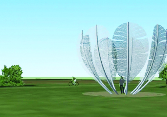 Irish honor Choctaw Nation with 'Kindred Spirits' sculpture